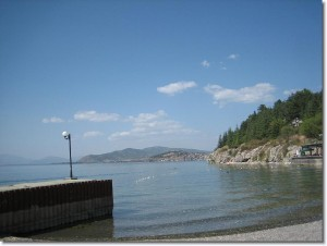 10/09/2008: Last day of the holiday :Ohrid (MK)