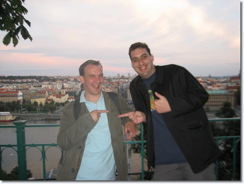 23/08/2008: Prague / Praha (CZ)