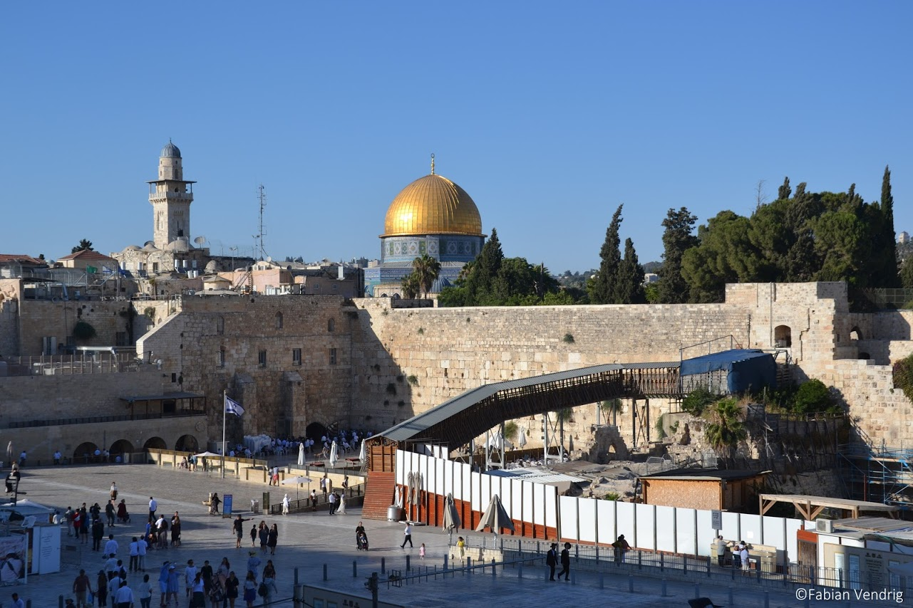 Holidays in the Holy land – Israel