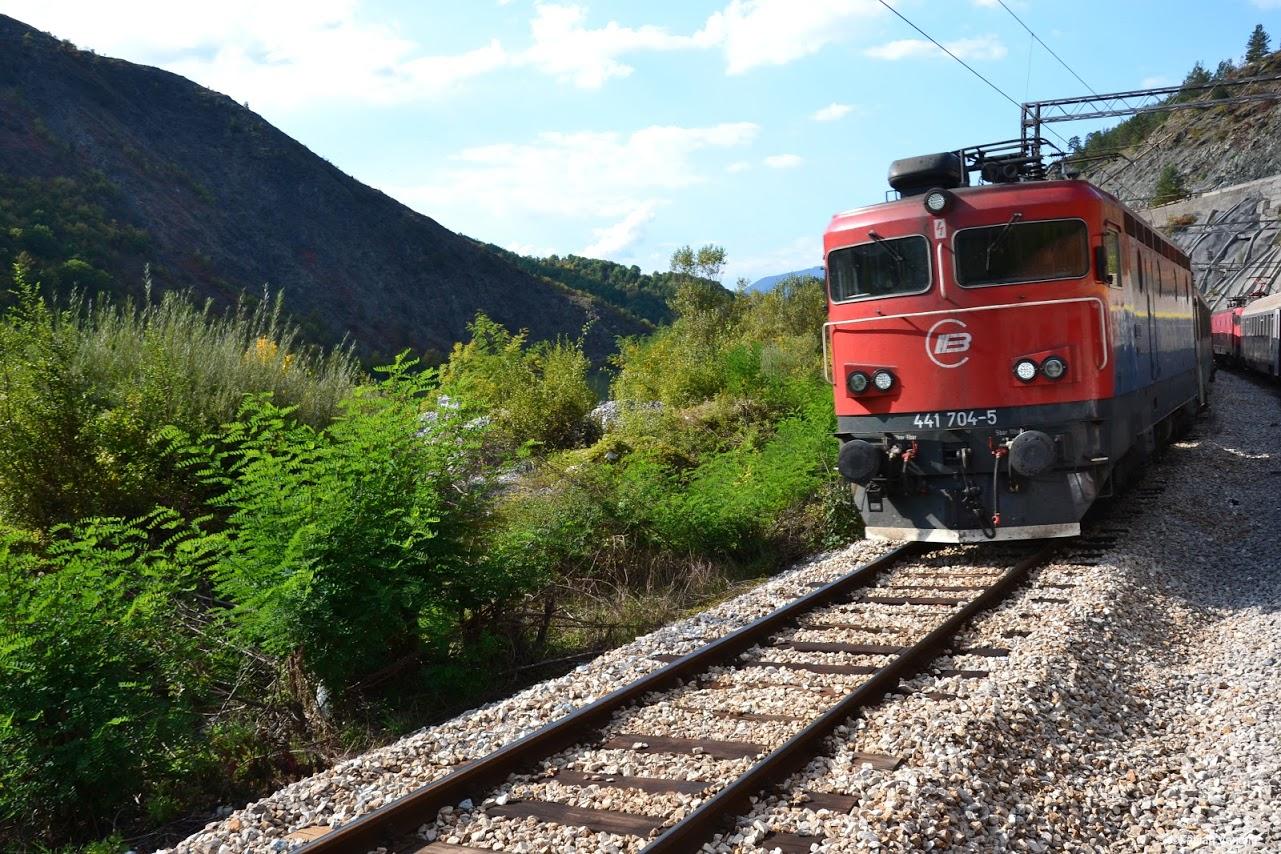 Most beautiful train journey through the Balkans: Belgrado – Bar