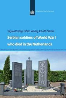 "Brochure ""Serbian Soldiers of WWI who died in the Netherlands"""