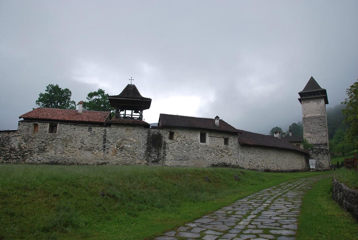 "The ""hidden"" beauties of Serbia-part 2: Studenica monastery"