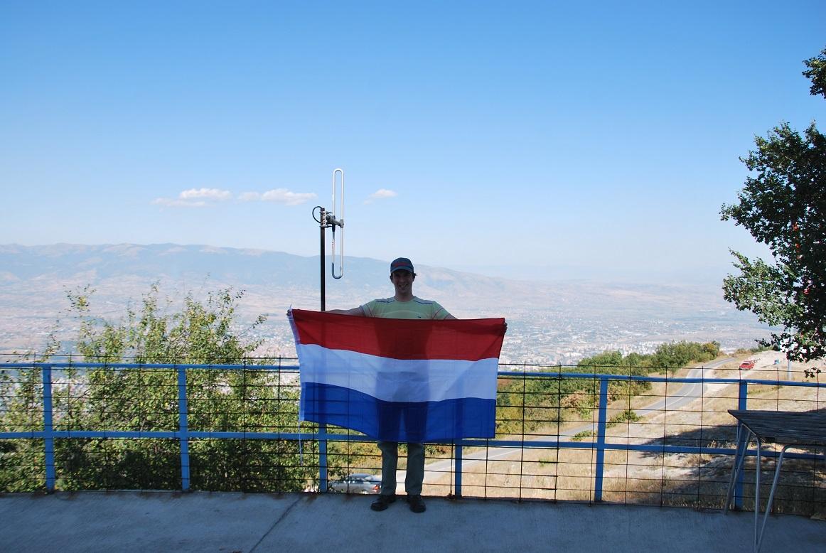 In Macedonia: day 1&2