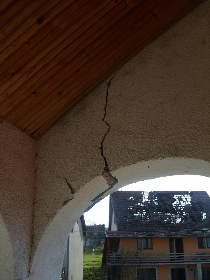 Earthquake hit Kraljevo, Serbia