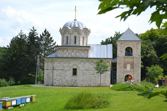 Monasteries in Fruška Gora