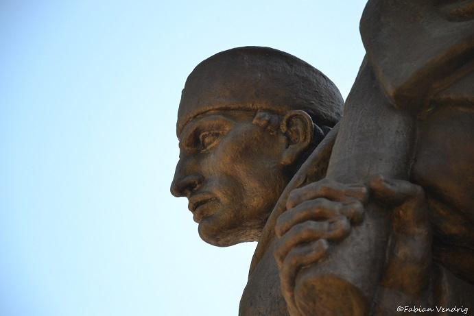 WWI monument in Kragujevac