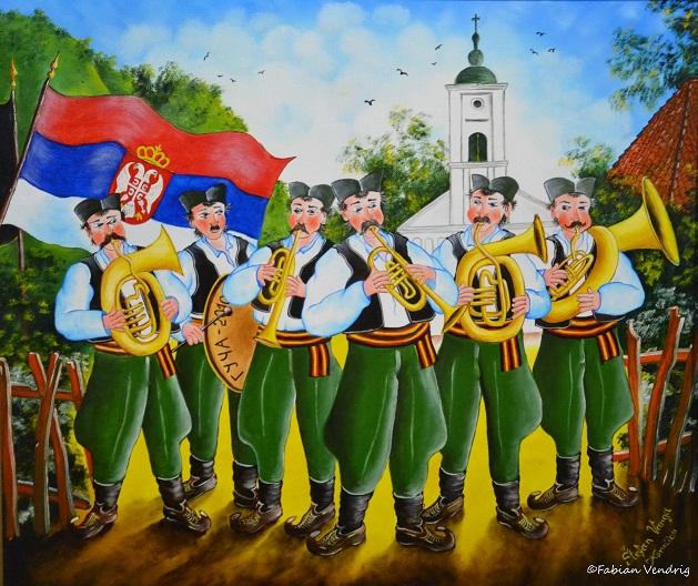 Hvala Srbijo ! Thank you Serbia ! Dank je Servië !