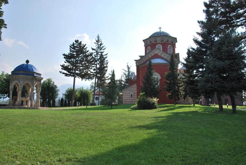 Manastir Žiča/ Жича (Monastery Žiča)