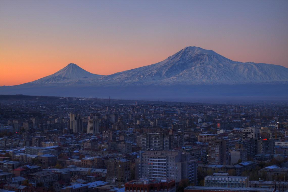 Next-trip: Armenia & Nagorno Karabakh & Georgia