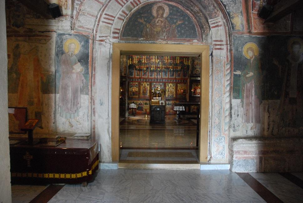Monastery Ravanica: Tsar Lazar (Цар Лазар)