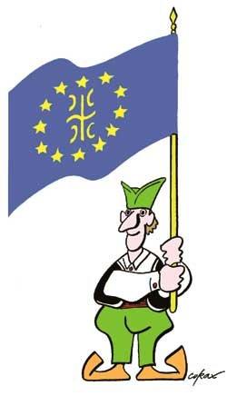 Serbia & EU ~seen in an humorist view ~
